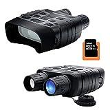 Wimaha HD Digital Nachtsichtgerät Nachtsicht Fernglas Infrarot Wasserdichtes 640x480 30FPS Fotokamera und Camcorder mit 400m Erkennungsweite 2.3 Zoll...