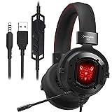 RGB 7.1 Dolby Kopfhörer Surround Sound Gaming Headset – PC, PS4, Xbox One, Switch – hervorragende Audio-Leistung