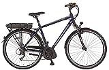 Prophete Herren Elektrofahrrad E-Bike Alu-Trekking 28 Zoll E-Novation Navigator 6.5 Nachtblau matt, 52
