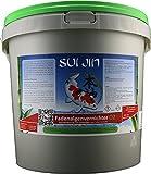 SUI JIN Teichprodukte 10kg(10L) Fadenalgenvernichter O2 - Sofortwirkung gegen Fadenalgen
