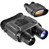 Solomark Digitales Nachtsichtgerät 7-fache Vergrößerung im Darkness Adjustable Fernglas, Digitales Infrarot Nachtsichtgerät 640x480p HD Foto...