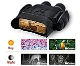Bestguarder HD Digital Nachtsichtgerät mit 32G Speicherkarte HD 2592 * 1944 Bild & 1280 * 720 Video mit Tom 4.5X40mm Fernglas mit Zeitraffer Funktion...