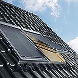 Original Velux Hitzeschutz-Markise für VE/VK/VS MK 087 5060 perfekt passend für die Fenstergröße 085 und 087