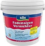 Söll 11606 FadenalgenVernichter - Besonders effizent & ergiebig - Sicher in der Anwendung - 5 kg