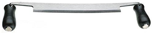 Ochsenkopf Zugmesser, Durchgenietetes Heft, Klingenlänge: 25 cm, Gewicht: 4,5...
