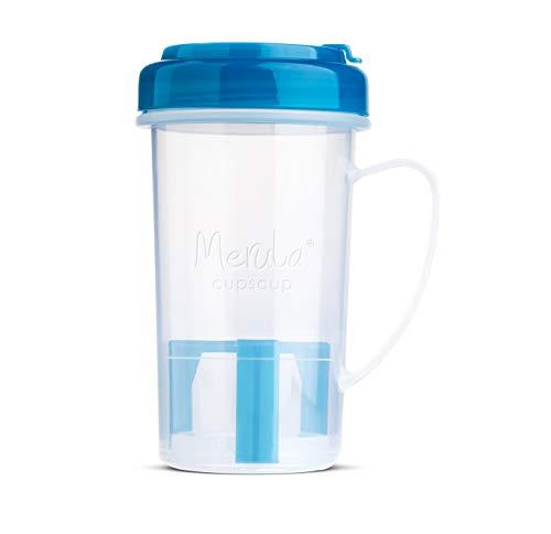 Merula Cupscup - Mikrowellen-Dampfreinigungsbecher für Menstruationstassen