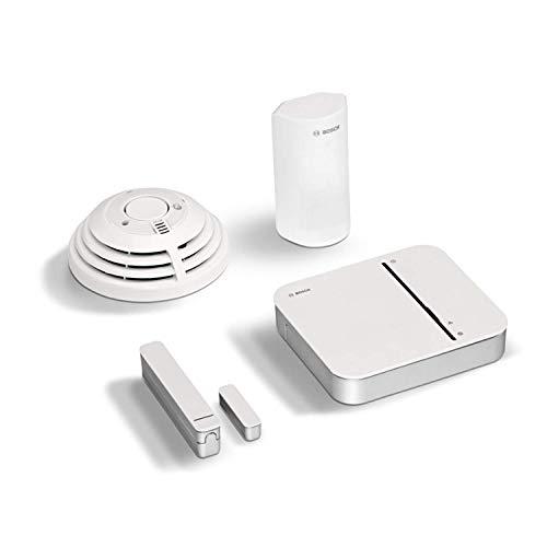 Bosch Smart Home Sicherheit Starter-Set mit App-Funktion - Variante für Deutschland und Österreich