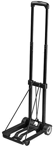 Meister Sackkarre Mini - Klappbar - Bis 45 kg Tragkraft - Höhenverstellbar / Stapelkarre für Getränkekisten / Transportkarre mit...