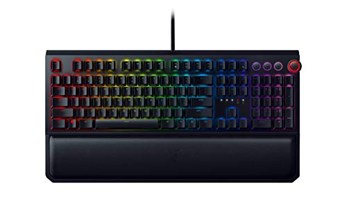 Razer BlackWidow Elite - Premium Mechanical Full-Size Gaming Keyboard (Tastatur...