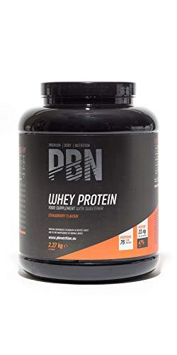 PBN Whey Protein / Molkeeiweißpulver, 2,27kg...