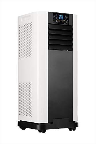 Home Deluxe - Klimaanlage Mobil SET Mokli XL - Mobiles Klimagerät mit 4in1...