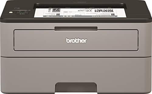 Brother HL-L2350DW Kompakter S/W-Laserdrucker (30 Seiten/Min., A4, echte...