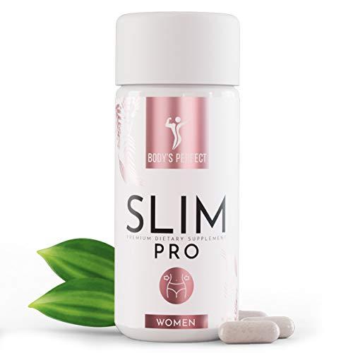 BODY'S PERFECT® SLIM Kapseln entwickelt für Frauen, Hochdosiert mit 3.6G ETD...