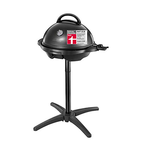 George Foreman Grill 2in1 Elektrogrill: Standgrill & Tischgrill (Innen- &...