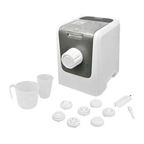 Pasta Maker elektrisch 8Nudelaufstze Spaghettimaschine Nudelmaschine