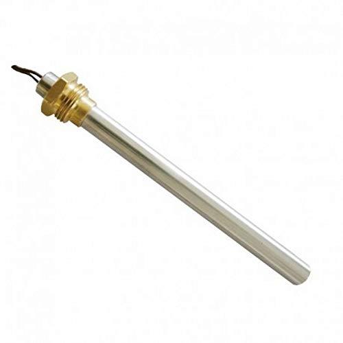 Zündkerzen für Pelletofen, 300W, 150mm, 140mm; Durchmesser 9,9mm; Gewinde 0,95cm (0,375Zoll), für Piazzetta Ungaro
