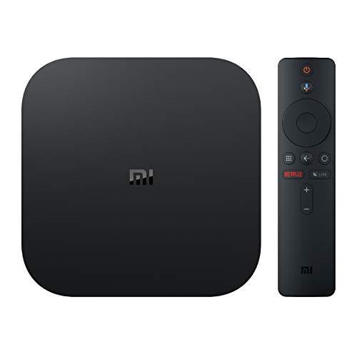 Xiaomi Mi Box S (EU Version) 4K Ultra HD Media Player mit Google Assistent...