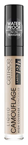 Catrice Camouflage Liquid Porcellain 010, 40 g