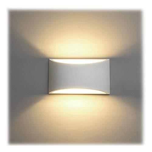 2 St/ücke Wandlampe LED 16W LED-Platine 110V-260V Wandleuchte Modern Wandlampen Innen Wandleuchten Inkl f/ür Badlampe Wohnzimmer Schlafzimmer Treppenhaus Flur Wandbeleuchtung Warmwei/ß 3000K