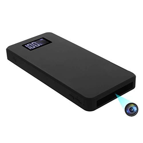 Mini-Kamera 1080P Tragbare Kleine Überwachungskameras 10000mAh Kamera mit...