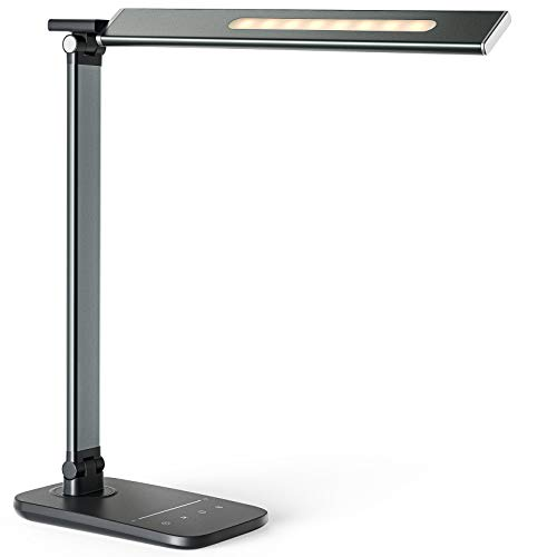 LITOM LED skrivebordslampe dagslyslampe i metall med ...