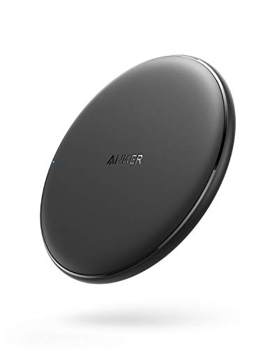 Anker PowerWave Wireless Charger Ladepad, Kabelloses...