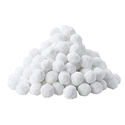 MVPower Filterbälle, Quarzsand Filter Balls, 700g Alternative für 25kg...
