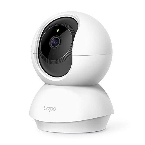 TP-Link Tapo C200 WLAN IP Kamera Überwachungskamera (Linsenschwenkung- und...