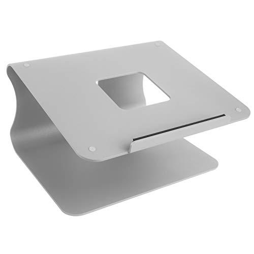 mStand Laptop Ständer - Mit Regen Minimal Design - Für Laptop, Macbook,...