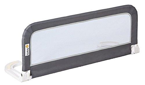 Safety 1st tragbares Bettgitter für Sicherheit beim Schlafen verhindert das Herausfallen aus dem Bett ideal für die Reise und kompakt...