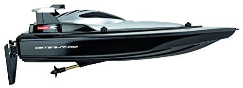 Carrera RC 370301012 - Race Boat, schwarz