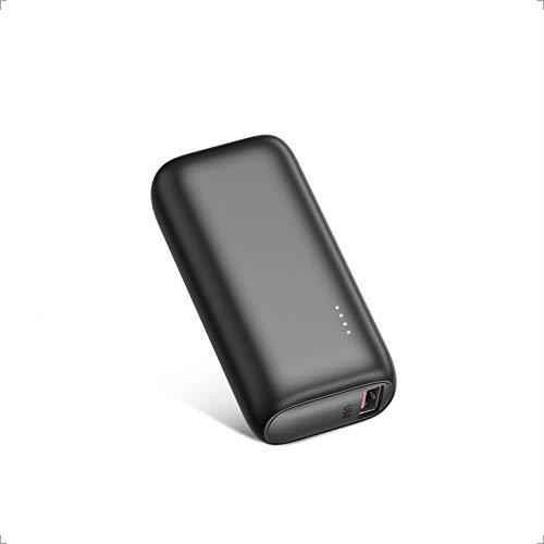 BABAKA Mini Powerbank PD 18W 5000mAh Kompakter USB C Externer Akku Power Bank...