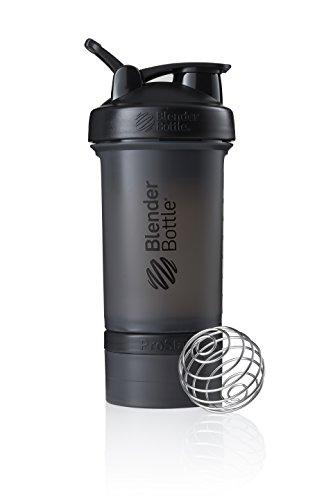 BlenderBottle ProStak Protein Shaker mit BlenderBall...