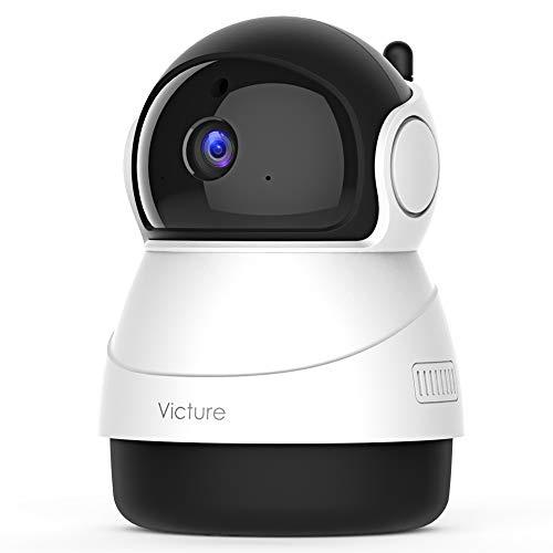 Victure 1080P FHD WLAN IP Kamera, Überwachungskamera mit Nachtsicht,...