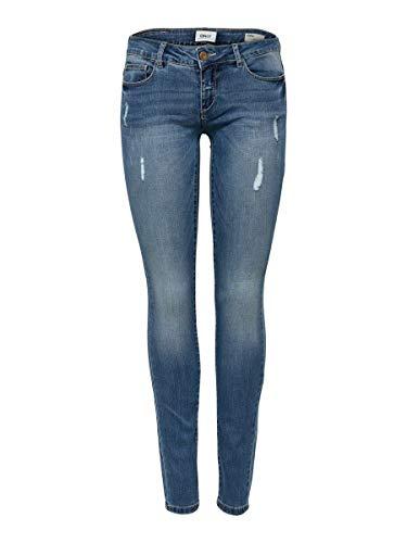 ТОЛЬКО женские джинсы скинни ONLCoral sl sk 2630Medium Blue ...