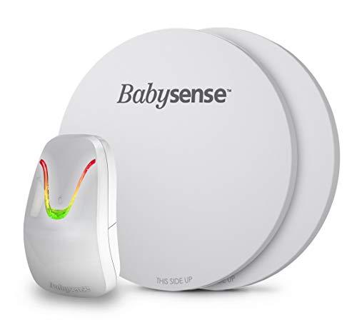 NEU BABYSENSE 7 Baby Atmungsmonitor mit 2 Sensormatten. Medizinisch...