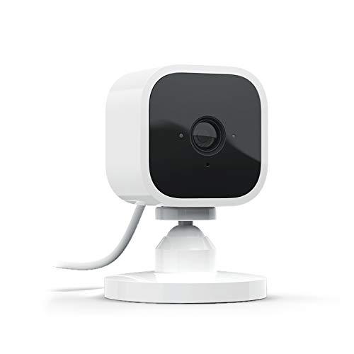 Wir präsentieren: Blink Mini – eine kompakte, intelligente Plug-in-Überwachungskamera für den Innenbereich mit 1080p HD-Video und...