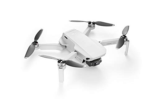 DJI Mavic Mini – Drohne, leicht und tragbar, Flugzeit: 30 Min,...