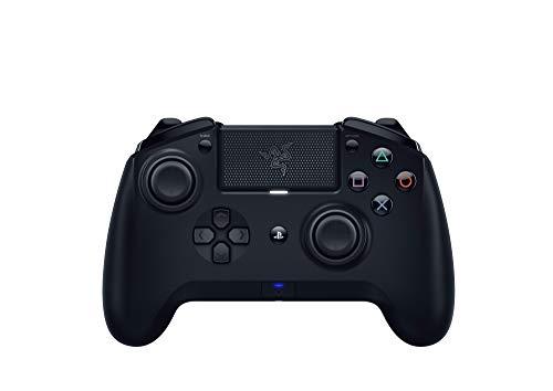 Razer Raiju Tournament Edition 2019 Kabelloser und kabelgebundener Controller (mit Mecha-Tactile-Aktionstasten, Mobile App, kompatibel mit PS4 und...