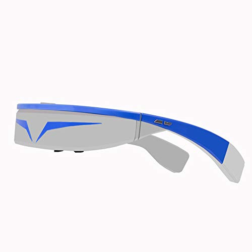 Smart Android WIFI Videobrille 98 Wide Screen tragbare Virtual Reality (VR)...