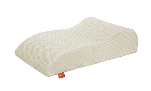 sleepling 193936 Basic 400 Venenkissen Polyester (unversteppt) ca. 40 x 68 x 16,5 cm, weiß