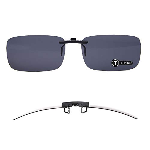 BESPORTBLE 3 STÜCK Myopie Sonnenbrille Polarisierte Clip Fahrer Brille Clip