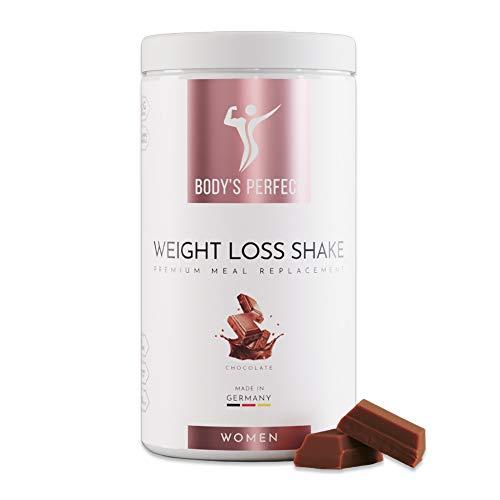 BODY'S PERFECT® Weight Loss Shake für Frauen, Diät Shake zur...