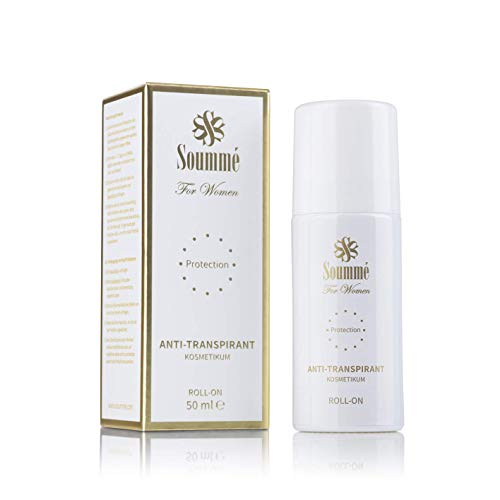 Soummé Antitranspirant Novel Protection for Women, Roll-On 50ml, Kosmetikum |...