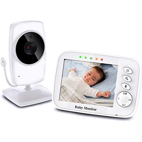 TOPERSUN Baby Phone 3,2-Zoll Baby Monitor 2.4 GHz Baby...