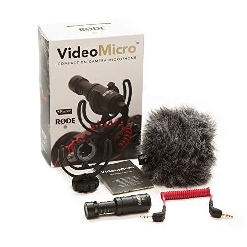 Rode VideoMicro kompakt On Camera Microphone - sortierte Farben
