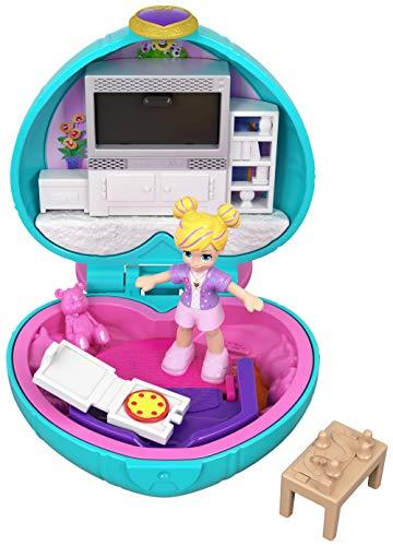 Polly Pocket GCN07 Mini-Schatulle Pollys Wohnzimmer