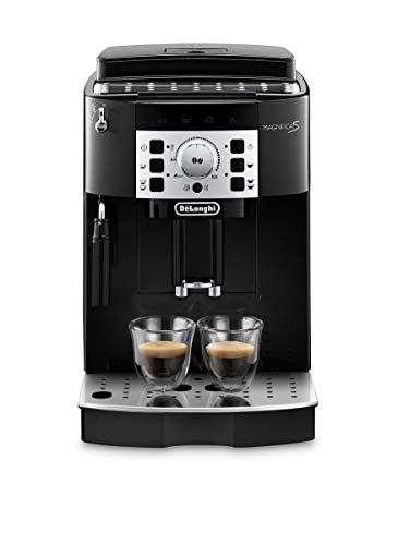 De'Longhi Magnifica S ECAM 22.110.B Kaffeevollautomat mit Milchaufschäumdüse für Cappuccino, Direktwahltasten für Espresso und Kaffee,...