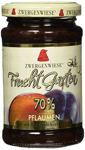 Zwergenwiese FruchtGarten Pflaumenmus, 6er Pack (6 x 225 g)