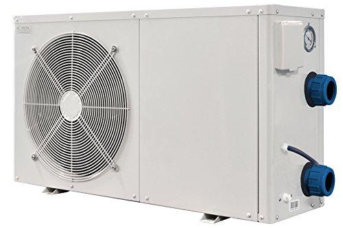 Steinbach Luft-Wärmepumpe, Waterpower 8500, Heizleistung 8,3 kW, Kühlleistung...